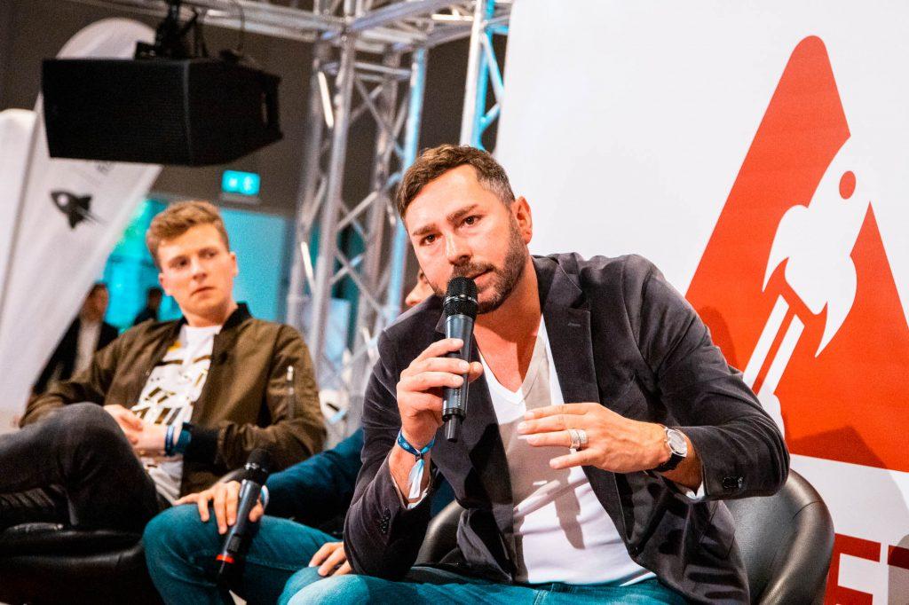 Entrepreneur University 2019 in Wiesbaden - Miro Neumann