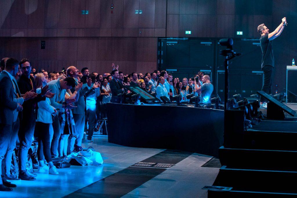 Entrepreneur University 2019 in Wiesbaden - Iskender Dirik