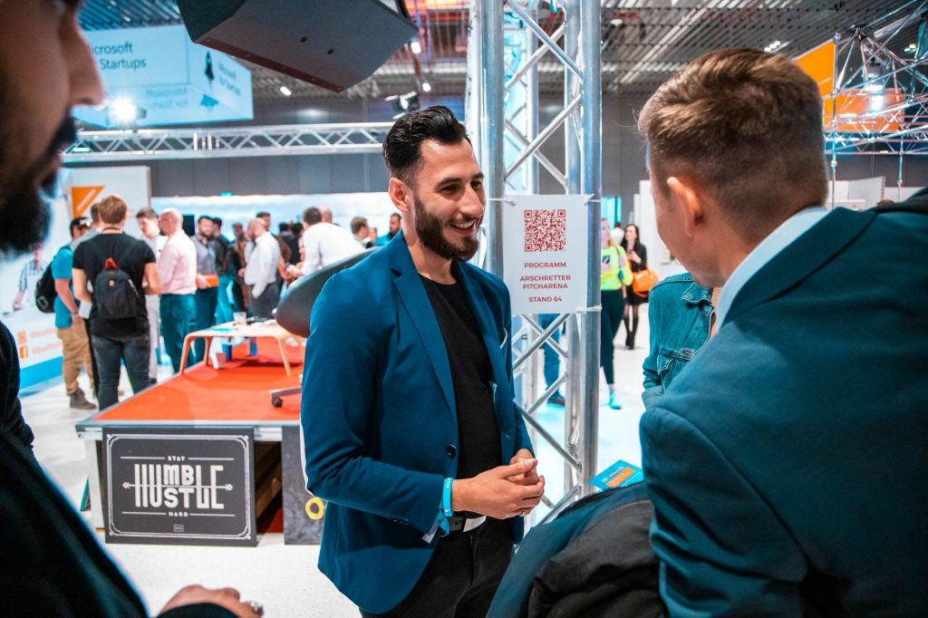 Entrepreneur University 2019 in Wiesbaden - Gaffar Taha