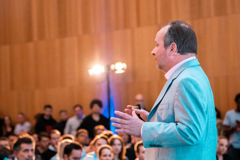 Entrepreneur University 2019 in Wiesbaden - Thomas Knedel