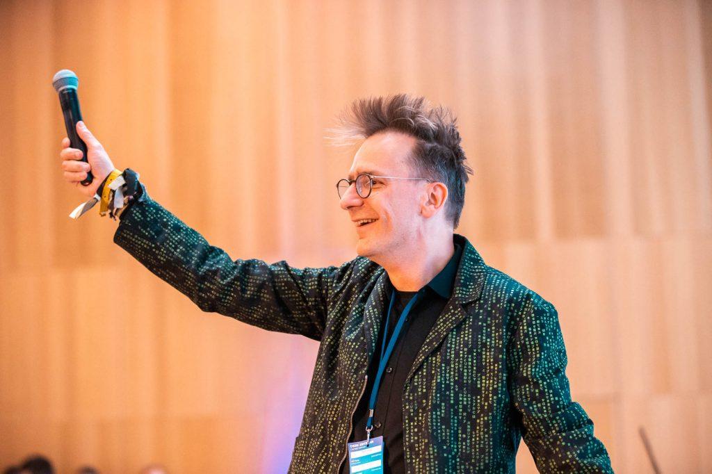 Entrepreneur University 2019 in Wiesbaden - Gerald Hörhan